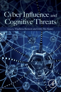 Cover image for Cyber Influence and Cognitive Threats
