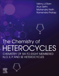 Cover image for The Chemistry of Heterocycles