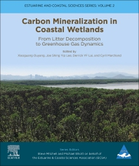 Cover image for Carbon Mineralization in Coastal Wetlands