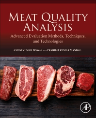 Meat Quality Analysis - 1st Edition - ISBN: 9780128192337