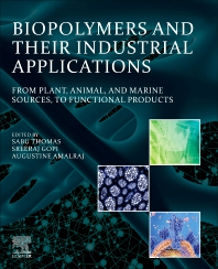 Cover image for Biopolymers and Their Industrial Applications