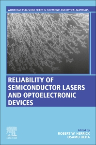 Cover image for Reliability of Semiconductor Lasers and Optoelectronic Devices