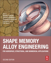 Cover image for Shape Memory Alloy Engineering