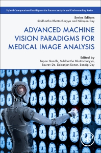Cover image for Advanced Machine Vision Paradigms for Medical Image Analysis
