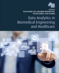 Cover image for Data Analytics in Biomedical Engineering and Healthcare