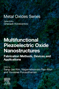 Multifunctional Piezoelectric Oxide Nanostructures - 1st Edition - ISBN: 9780128193327