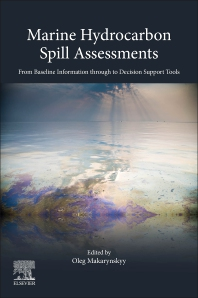 Cover image for Marine Hydrocarbon Spill Assessments