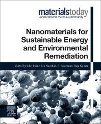 Cover image for Nanomaterials for Sustainable Energy and Environmental Remediation