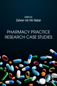 Cover image for Pharmacy Practice Research Case Studies