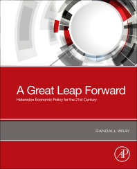 Cover image for A Great Leap Forward
