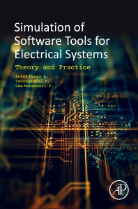 Cover image for Software Tools for the Simulation of Electrical Systems