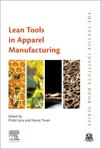Cover image for Lean Tools in Apparel Manufacturing