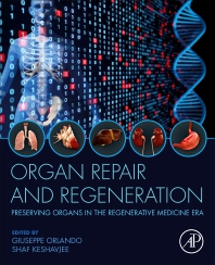 Cover image for Organ Repair and Regeneration