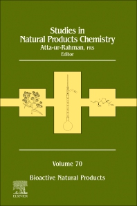 Studies in Natural Products Chemistry, Volume 70