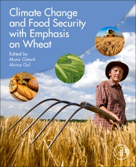Cover image for Climate Change and Food Security with Emphasis on Wheat