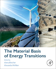 Cover image for The Material Basis of Energy Transitions