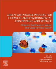 Cover image for Green Sustainable Process for Chemical and Environmental Engineering and Science