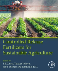 Cover image for Controlled Release Fertilizers for Sustainable Agriculture