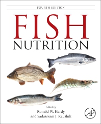 Cover image for Fish Nutrition