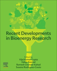 Cover image for Recent Developments in Bioenergy Research