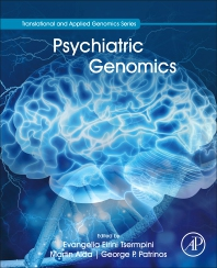 Cover image for Psychiatric Genomics