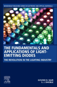 Cover image for The Fundamentals and Applications of Light-Emitting Diodes