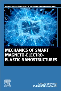 Cover image for Mechanics of Smart Magneto-electro-elastic Nanostructures