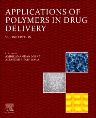 Cover image for Applications of Polymers in Drug Delivery