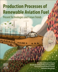 Production Processes of Renewable Aviation Fuel - 1st Edition - ISBN: 9780128197196