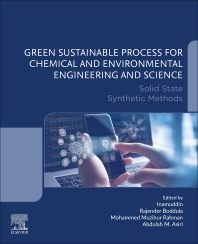 Green Sustainable Process for Chemical and Environmental Engineering and Science - 1st Edition - ISBN: 9780128197202