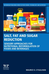 Cover image for Salt, Fat and Sugar Reduction