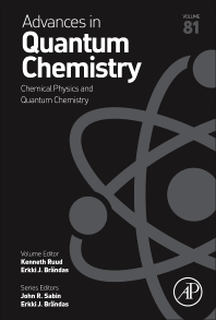 Cover image for Chemical Physics and Quantum Chemistry