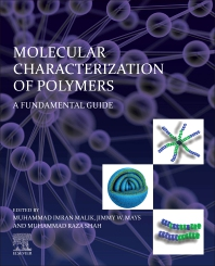 Cover image for Molecular Characterization of Polymers