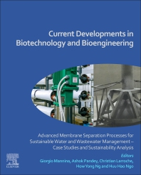 Current Developments in Biotechnology and Bioengineering - 1st Edition - ISBN: 9780128198544, 9780128198551