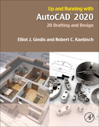 Cover image for Up and Running with AutoCAD 2020
