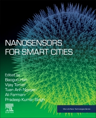 Cover image for Nanosensors for Smart Cities