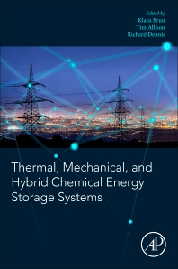 Cover image for Thermal, Mechanical, and Hybrid Chemical Energy Storage Systems