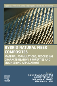 Cover image for Hybrid Natural Fiber Composites