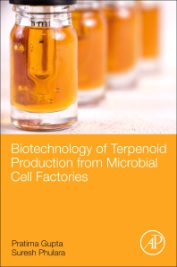 Cover image for Biotechnology of Terpenoid Production from Microbial Cell Factories