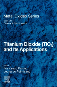 Cover image for Titanium Dioxide (TiO2) and its Applications