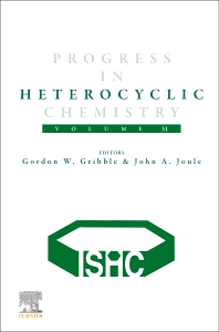 Progress in Heterocyclic Chemistry - 1st Edition - ISBN: 9780128199626, 9780128206607