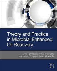 Cover image for Theory and Practice in Microbial Enhanced Oil Recovery