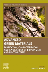 Cover image for Advanced Green Materials