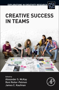 Cover image for Creative Success in Teams