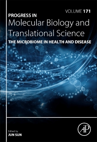 Cover image for The Microbiome in Health and Disease