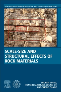 Cover image for Scale-Size and Structural Effects of Rock Materials
