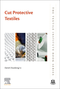 Cover image for Cut Protective Textiles