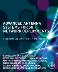 Cover image for Advanced Antenna Systems for 5G Network Deployments