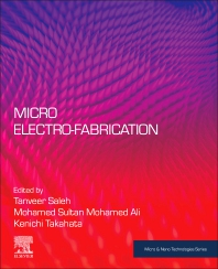 Cover image for Micro and Nano Electro-fabrication