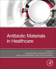 Cover image for Antibiotic Materials in Healthcare